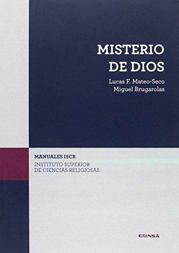MISTERIO DE DIOS (ISCR) por MATEO SECO LUCAS FRANCISCO