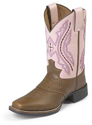 sterner Sq Fuß Rosa Stiefel 11 (Baby Cowboy Stiefel)