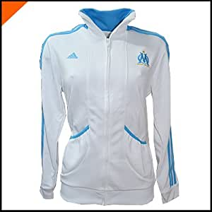 adidas Performance-Veste OM Olympique Marseille CO TRACK TOP W P94277