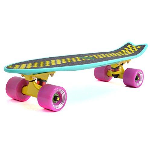 actitop-ms303-1-22-inch-complete-skateboard-plastic-cruiser-banana-skate-board