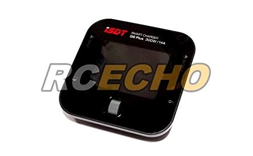 RCECHO® ISDT RC Model Q6 Plus 300W / 14A R/C Smart Charger BC648 with RCECHO® Full Version Apps Edition
