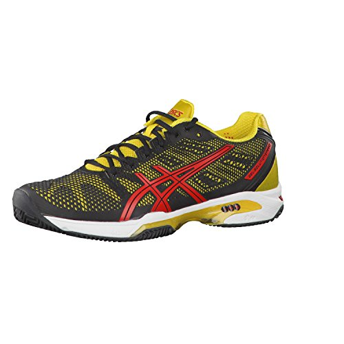 E401y Speed Clay Uomo Solution 2 Gel Asics Tennis Scarpe AnAwxq8Xz