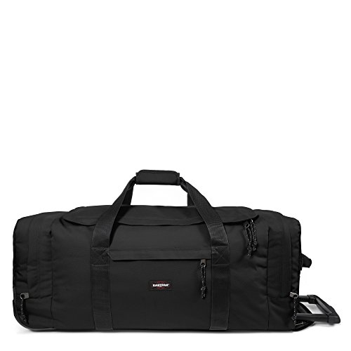Eastpak - Leatherface L - Bagage à roulettes - Black - 98L