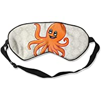 Orange Octopus 99% Eyeshade Blinders Sleeping Eye Patch Eye Mask Blindfold For Travel Insomnia Meditation preisvergleich bei billige-tabletten.eu