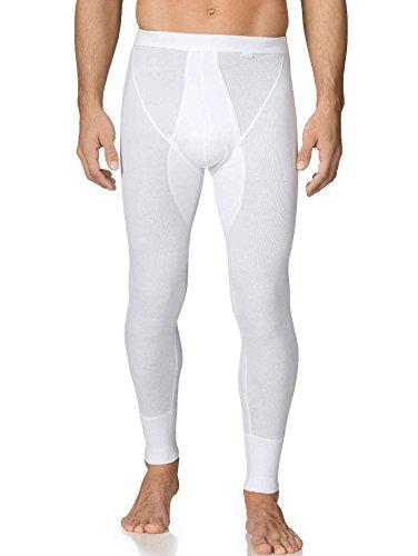 Calida Herren Slip Hose Cotton 1:1 Weiß