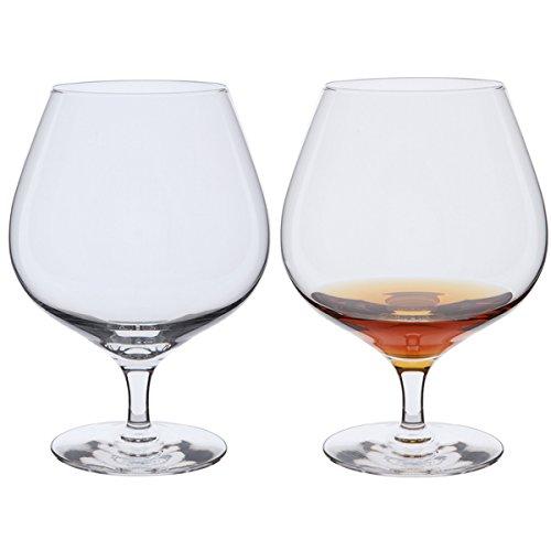 Dartington Vino Master copa de Brandy (cristal, transparente, 2unidades
