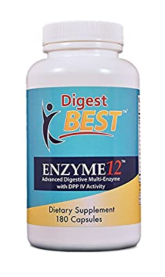 Digest BEST - Advanced Multi-Enzyme - 180 capsules by Digest BEST