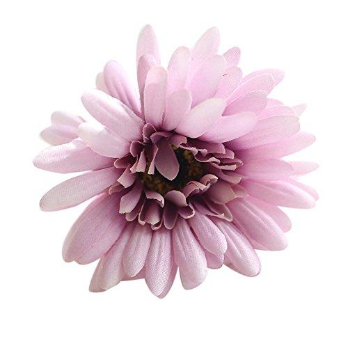 YWLINK KüNstliche Sonnenblume Blumenstrauß Brautblume Zur Dekoration Hochzeit Blumenstrauß Hydrangea Warm Speichern Cafe Dekoration KüNstliche Pflanze Party-Wohnkultur