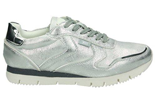 Xti 046947, Chaussures femme Argenté (Silver)