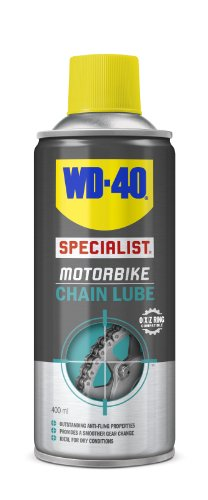 WD-40400ml Specialist Chaîne Moto Lubrifiant