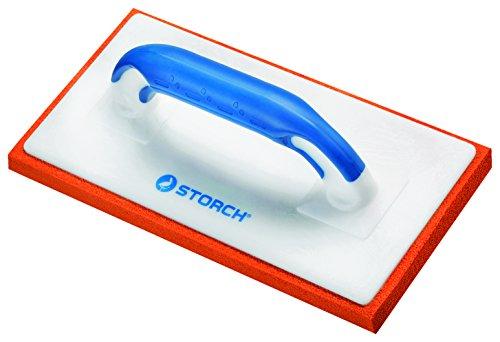 STORCH Kunststoff-Reibebrett mit Schwammgummibelag fein 18 mm