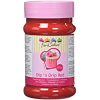 FunCakes Dip'n Drip Rouge 375 g