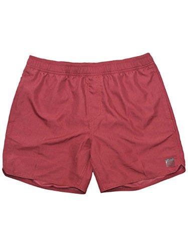 Reef Blended Volley-Pantaloncini da bagno, da uomo rosso - Borgogna