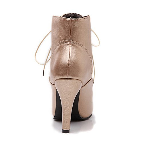 BalaMasa - Pantofole a Stivaletto donna Gold