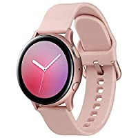Samsung Galaxy Watch Active 2 , 40 mm Aluminium, Pink Gold - SM-R830NZDAKSA