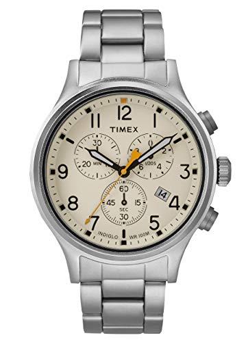 Timex Herren Chronograph Quartz Uhr Allied