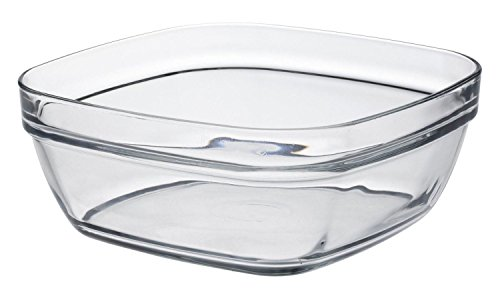 DURALEX 1604155 Lot de 6 Coupelles en Verre Ø 11 cm, Transparent, 11x11cm