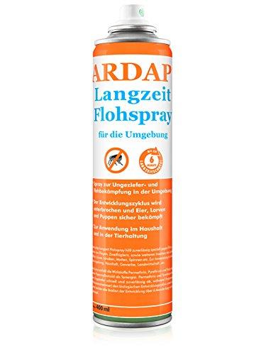 ARDAP Langzeit Flohspray - 3