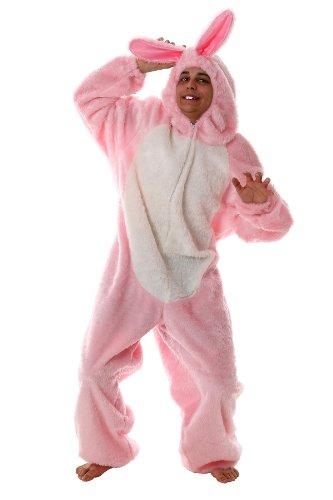 Marco Porta Costume di carnevale, motivo: coniglietto, colore: rosa