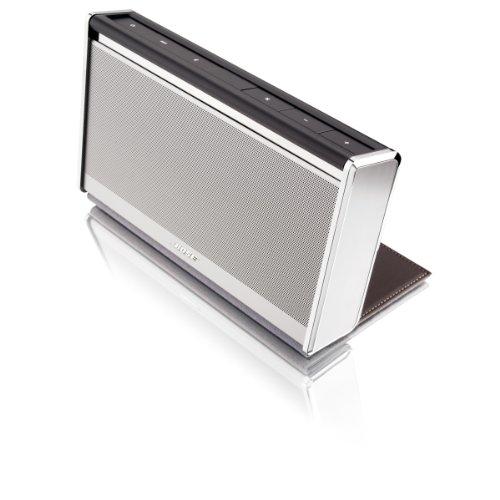 Bose ® SoundLink ® Wireless Mobile Speaker, Dunkelbraunes Leder (Bose Soundlink Wireless Bluetooth)