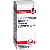 COCCULUS D 12 Globuli 10 g preisvergleich bei billige-tabletten.eu