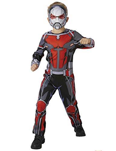 vel Avengers Ameisenmann Klassisches Kinderkostüm, Jungen, Größe XL ()