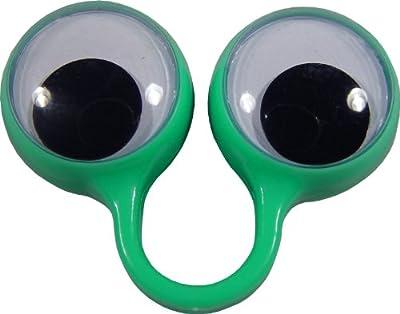Marioneta de Ojos Grande (Verde) por Magie