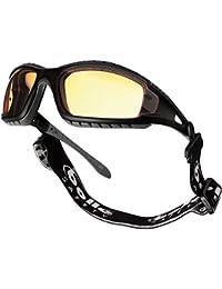 Bolle Tracker Brille Yellow Schwarz Rahmen
