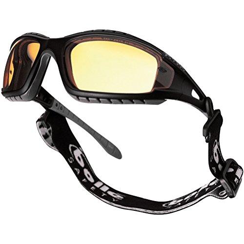 Preisvergleich Produktbild Bolle Tracker Brille Yellow Schwarz Rahmen