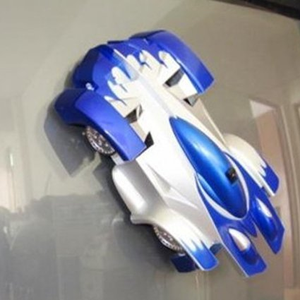 ceiling-and-wall-climber-remote-control-anti-gravity-racing-car-blue