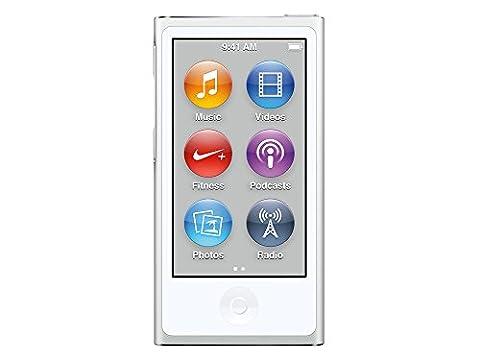 Apple iPod NANO (7.GEN.) ja ( 16384 MB,Touchscreen )