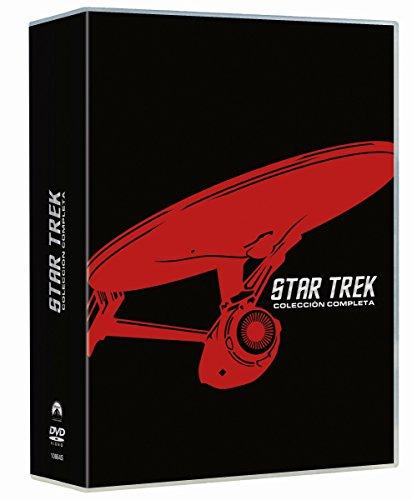 418AzVzjqSL - Star Trek: Stardate Colección 1-10 (Edición 2017) [DVD]