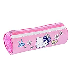 Hello Kitty Estuche redondo