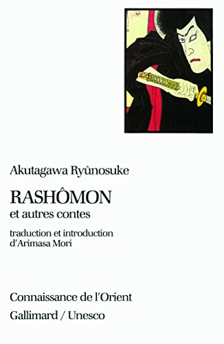 Rashômon et autres contes par Akutagawa Ryûnosuke