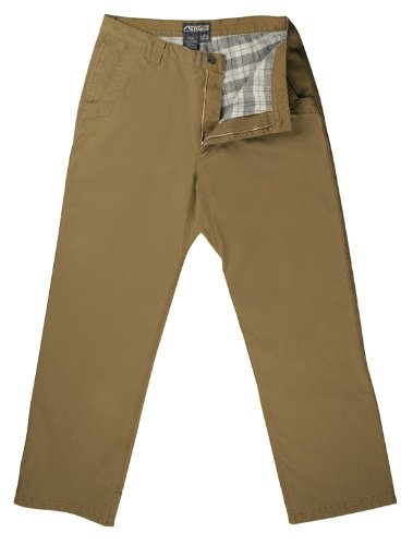 Mountain Khakis Men's Flannel Original Mountain Pant Relaxed Fit