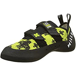 Millet Easy Up - Calzado de botas de senderismo para hombre, color negro, talla Talla 7