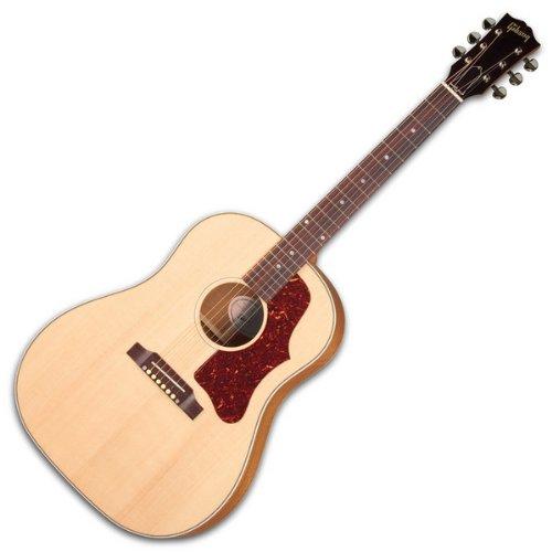 Gibson J50redondo hombro envejecido natural acústica eléctrica guitarra electroacústica