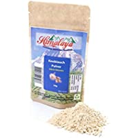 Polvo de ajo, ajo molido, 50 g, calidad premium de la India Origen: montañas del Himalaya India, productos naturales