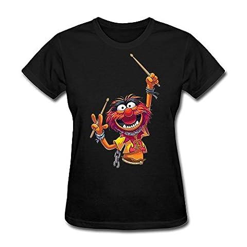 Damen's The Muppets Animal T-Shirts XX-Large