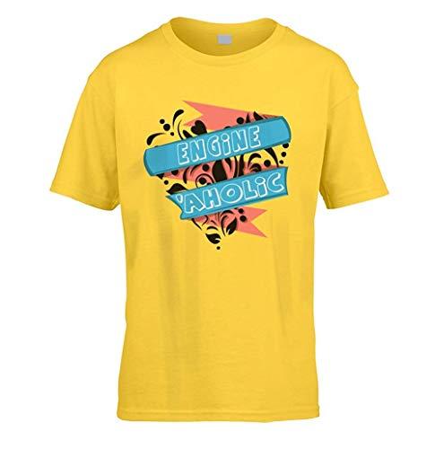 T-Shirt (Auswahl Farbe und Größe 3 zu 13 Jahre - Daisy, Medium (7-8 Jahre) ()