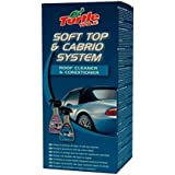 TURTLE WAX Soft Top and Cabrio System 2 x 500 ml