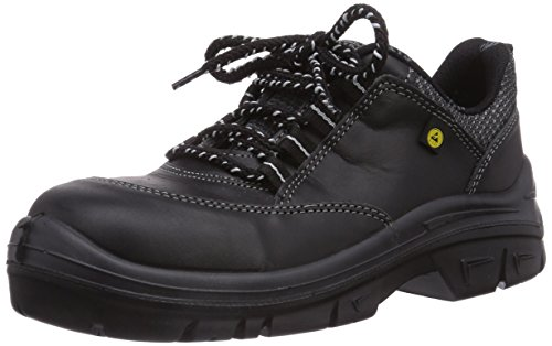 MTS - Sicherheitsschuhe M-ESD Hermes S3 Flex ESD 15156, Scarpe antinfortunistica , unisex, nero (schwarz), 41