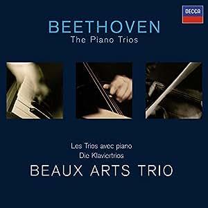 Beethoven : Les Trios avec piano (Coffret 5 CD)