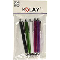 Kolay High Capacitive Aluminium Stylus Pen for Galaxy Note 3 Lite (Pack of 5) preiswert