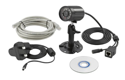 Honeywell-cctv-kamera (Pförtner Friedland cip1Video-App Kamera)