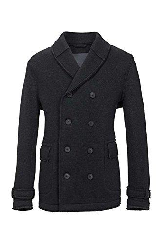 drykorn herren mantel Drykorn Herren Jacke Mantel CAMDEN_RAW, Farbe: Schwarz, Größe: 54