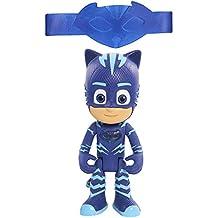 PJ Masks - Figura con luz Gatuno (Bandai 24546)