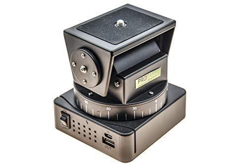 PROtastic.co.uk protastic yt-260Fernbedienung Motorisierte Pan Tilt für Extreme Kamera Wifi Kamera und Smartphone + Kostenloser Smartphone Adapter + Gratis Action Kamera GoPro Adapter Tilt Smartphone
