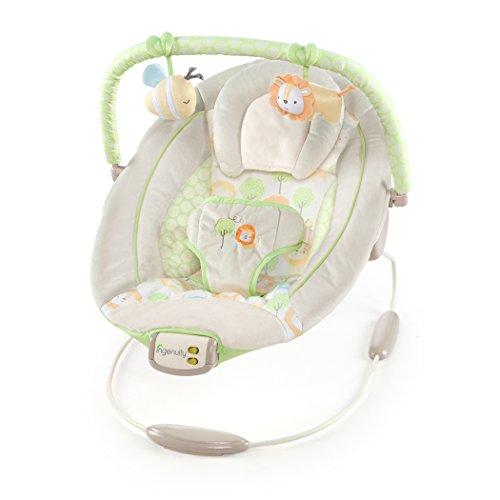 Ingenuity 10431 Cradling Bouncer- Sunny Snuggles