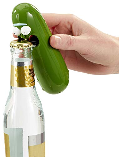 Funko Rick & Morty Bottle Opener Pickle Rick Accessori Cucina